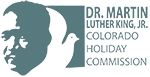 Dr. Martin Luther King Jr, Colorado Holiday Commission Logo