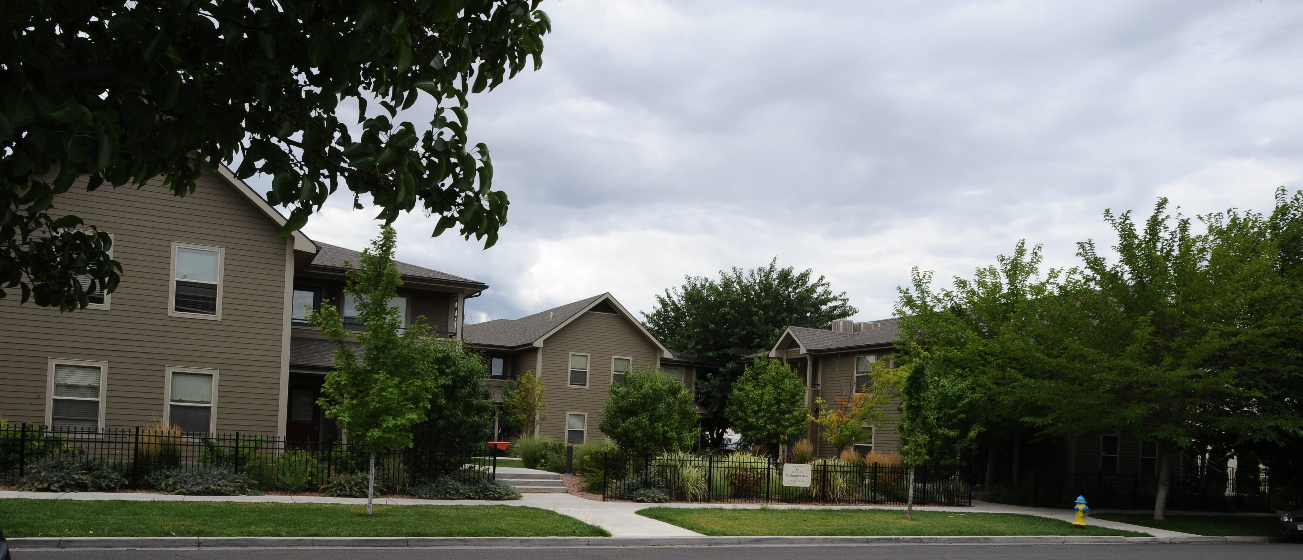 St. Benedict Place Picture, a CoC-funded Permanent Supportive Housing or PSH Program in Grand Junction, Colorado