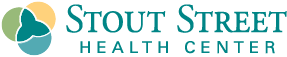 Stout Street Health Center Logo